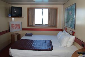 Carnival Fantasy - Oceanview Cabin