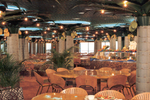 Carnival Fascination - Coconut Grove Bar and Grill