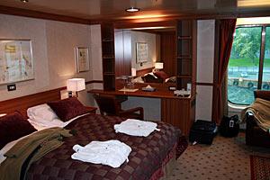 Fram - Accommodations