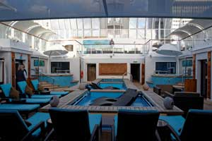 Norwegian Getaway - Haven Pool