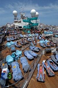 Carnival Glory - Lido Deck