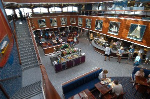 Carnival Glory - Red Sail Restaurant