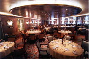 Golden Princess - Personal Choice Dining offers passengers flexibility.
