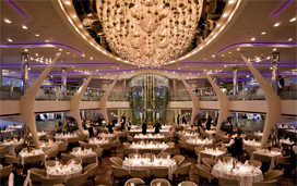 Celebrity Eclipse - Grand Epernay Restaurant