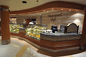 Grand Princess - International Cafe