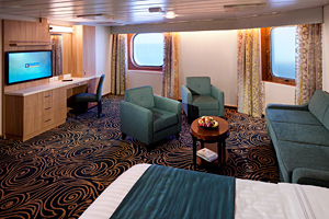 Grandeur of the Seas - Family Junior Suite