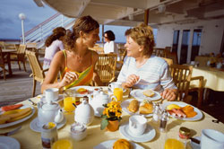 Hanseatic - Breakfast