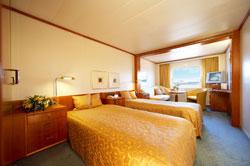Hanseatic - Standard Cabin