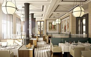 Europa 2 - Restaurant Tarragon