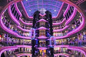 Carnival Imagination - Atrium