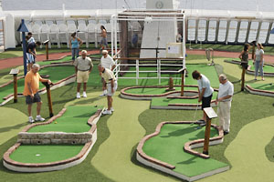 Carnival Imagination - Mini-Golf