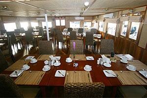 Indochine - Dining room