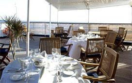 Island Sky - Lido Deck Dining