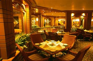 Island Princess - Dining