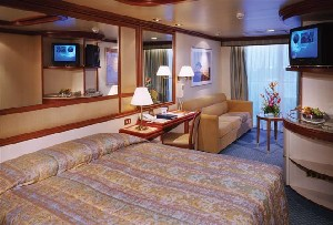 Island Princess - Suite