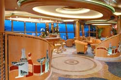 Jewel of the Seas - Champagne Bar
