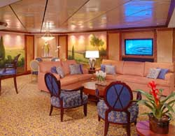 Jewel of the Seas - Royal Suite