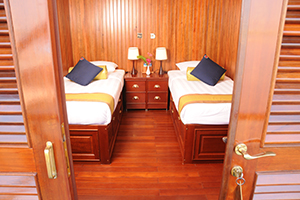 Katha Pandaw - Cabin on Katha Pandaw