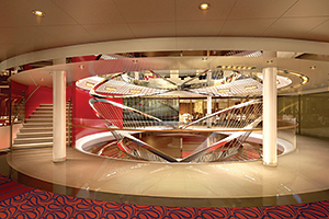 Koningsdam - Atrium