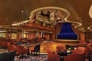 Koningsdam - Queen's Lounge