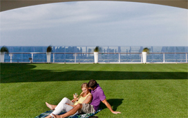 Celebrity Eclipse - The Lawn Club