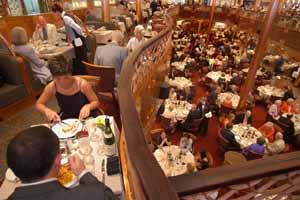 Carnival Legend - Truffles Restaurant
