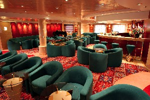 MSC Lirica - Bar Atmosphere