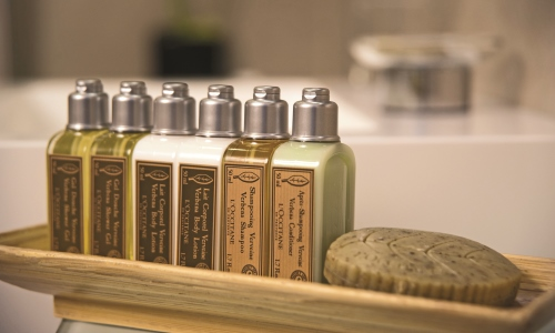 Scenic Diamond - L'Occitaine toiletries