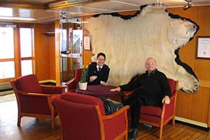Lofoten - Lounge