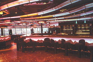 Maasdam - Crow's Nest Lounge