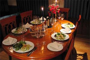 Magna Carta - Magna Carta's Intimate Dining Area