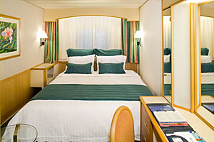 Majesty of the Seas - Outside Stateroom