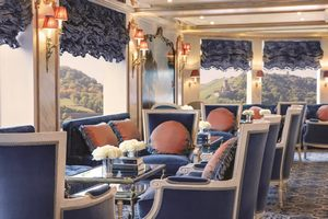 S.S. Maria Theresa - Habsburg Salon Lounge
