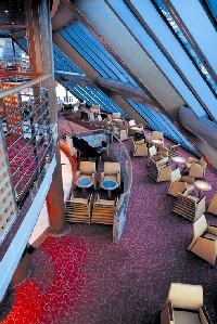 Midnatsol - Horisont Panoramic Lounge