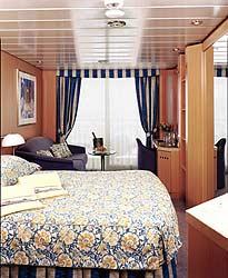 Celebrity Millennium - Oceanview Stateroom
