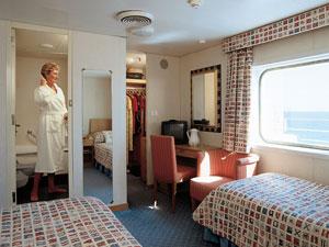 Minerva - Superior cabin