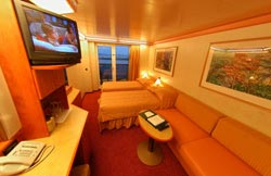Carnival Miracle Cabins Amp Staterooms On Cruise Critic