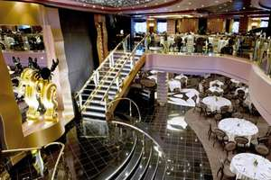 MSC Divina - Black Crab Restaurant