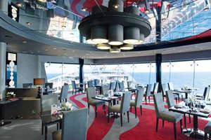 MSC Divina - Galaxy Restaurant