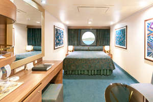 MSC Divina - Ocean View Suite