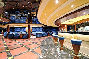 MSC Splendida - Top Sail Lounge
