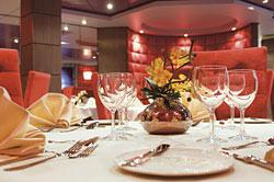 MSC Musica - Le Maxims Restaurant