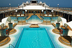 MSC Musica - Pool Area
