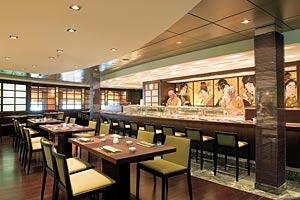 MSC Poesia - Kaito Sushi Bar
