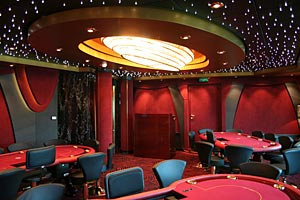 MSC Poesia - Poker Room