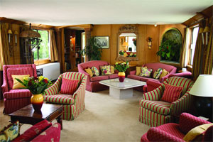 Belmond Napoleon - A Cozy and Bright Living Area