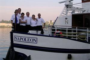 Belmond Napoleon - Napoleon's Staff