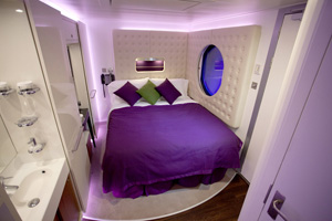 Norwegian Epic - Studio Cabin