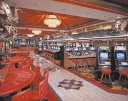 Norwegian Spirit - Maharajah's Casino