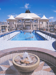 Norwegian Spirit - Tivoli Pool